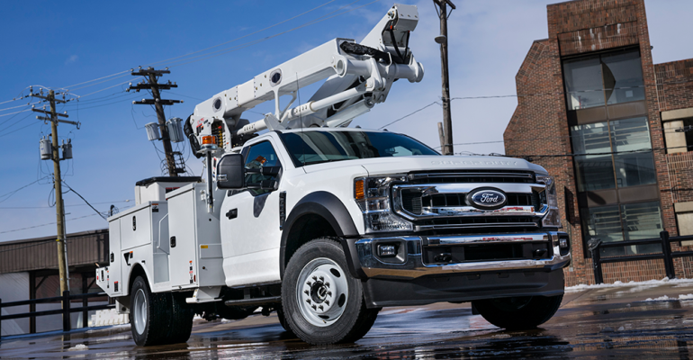 Ford Revamps Super Duty Lineup Adds F600 Emkay