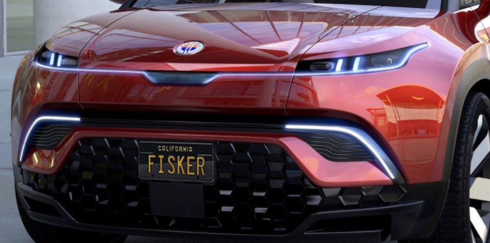 Fisker Crossover EV